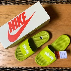 HOST PICK🌵STÜSSY x NIKE Sandals